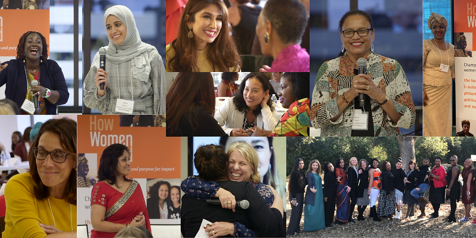 Women Leaders for the World - Fellow Information Sessions