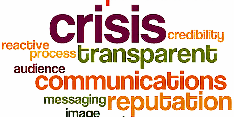 Crisis Communications Best Practices in a Time of a Pandemic