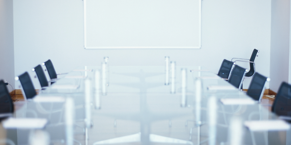 Corporate Board Readiness Workshop: August/September Series