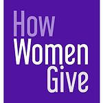 How Women Give logo