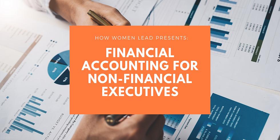 Financial Accounting for Non-Financial Executives