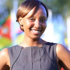 Catherine Kiama, Kenya