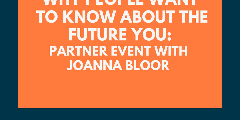 Partner Event: Why People Want To Know About The Future You