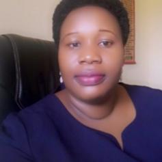 Susan Awino, Uganda