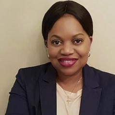 Thabi Mfeka, South Africa