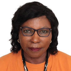 Dr. Lorna Sangale, Kenya