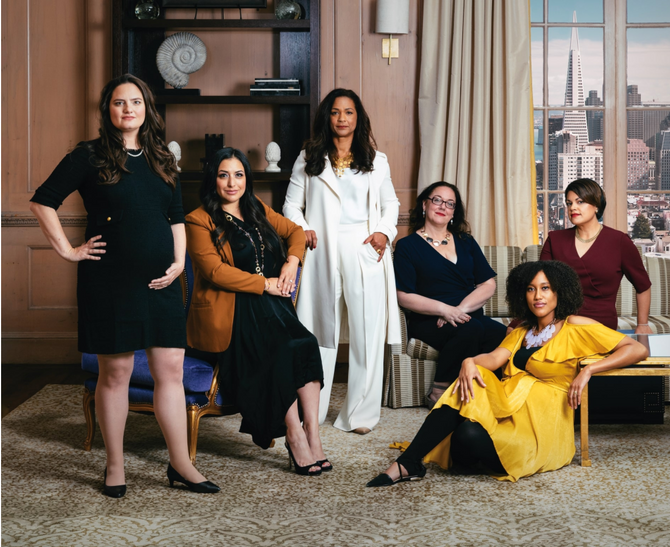 Article: Meet The Bay Area's Pivotal Power Brokers: The Queenmakers- From SF Magazine