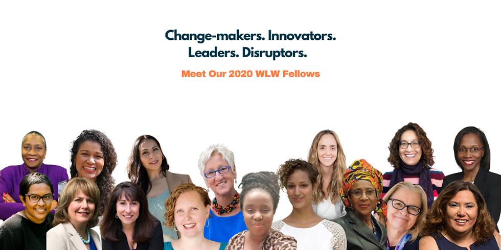 Meet Her- Celebrating Women Leaders for the World 2020 Fellows