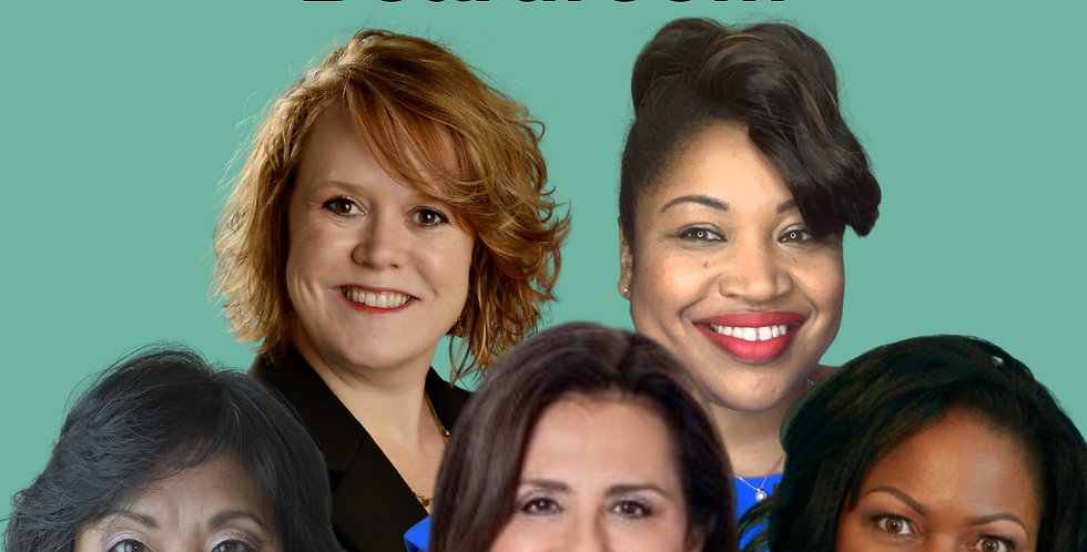 12:00-1:00pm - A Conversation About Race in the Boardroom