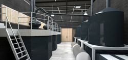 Distillerie de Whisky - Maison Lineti