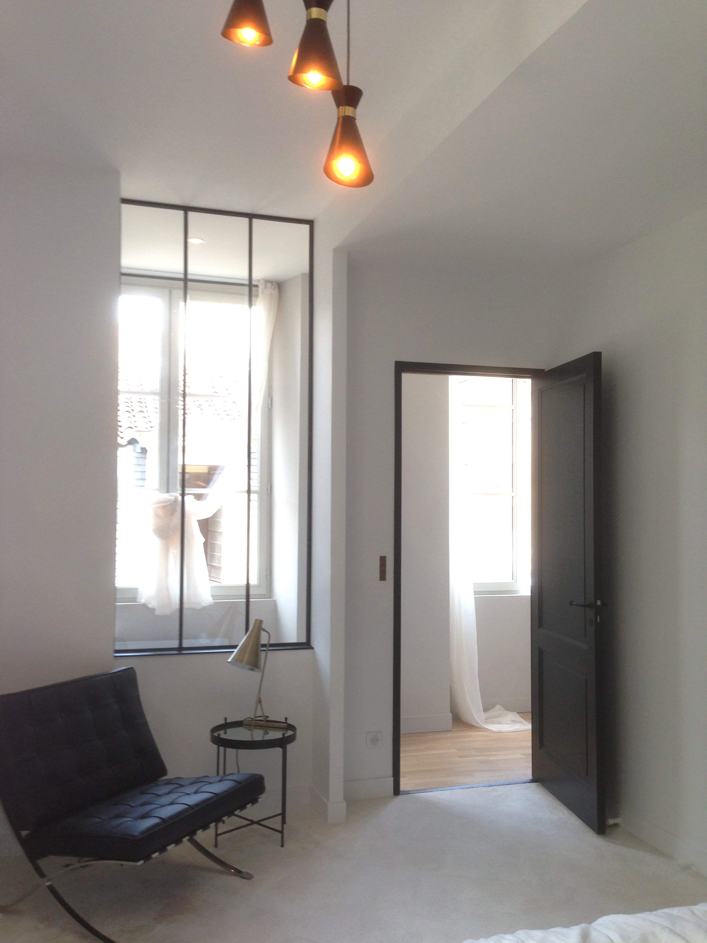 Réhabilitation Appartement Chartrons