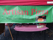 Party in the Park Image - Artisan Pizza