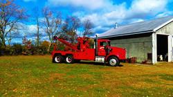 Big Red - Wayne's Towing