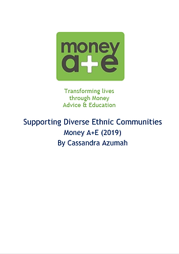 Supporting Diverse Ethnic Communities 20
