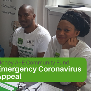How Money A+E are providing support during the Covid-19 crisis