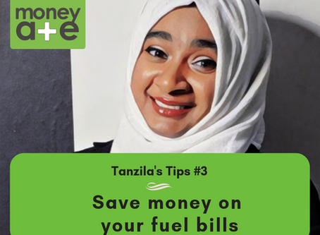 Tanzila's Tips: Save money on your fuel bills