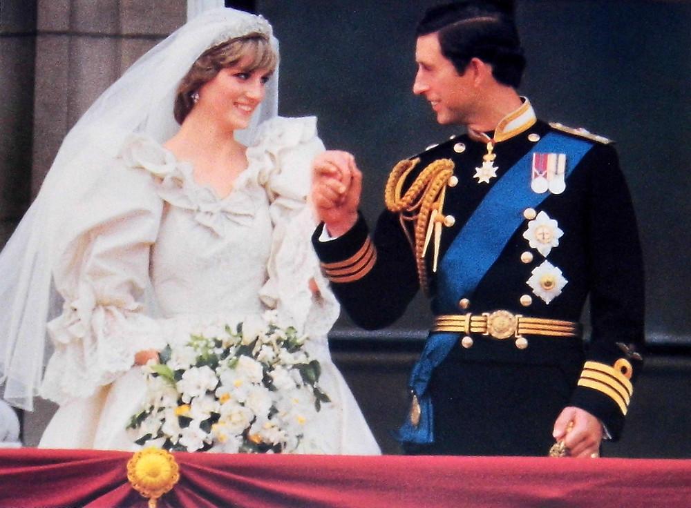 Princess Diana and Prince Charles' royal wedding on July 29, 1981
