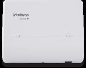CENTRALPABX INTELBRAS CONECTA MAIS 02 LINHAS / 04 RAMAIS