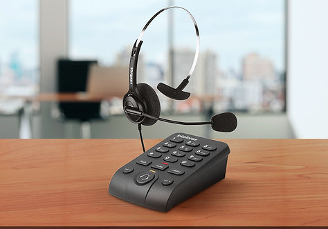 TELEFONE COM HEADSET INTELBRAS HSB40