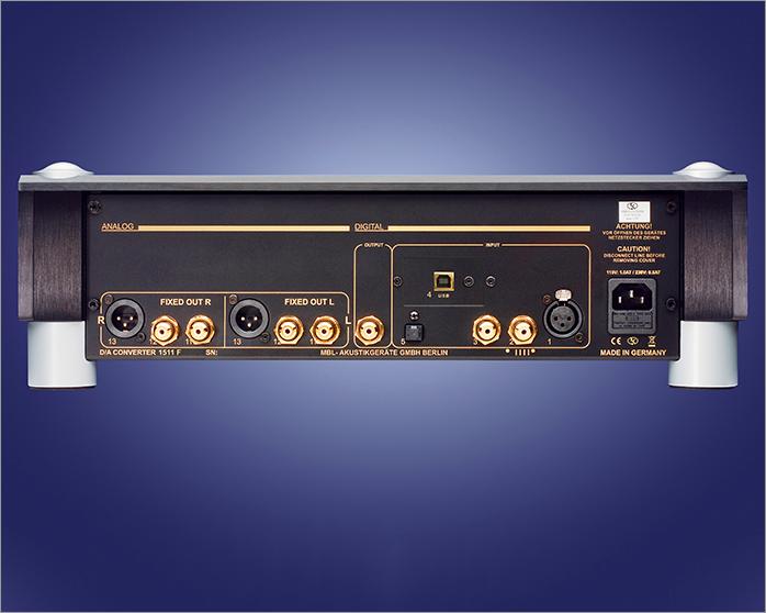 D/A Converter mbl 1511 Fe