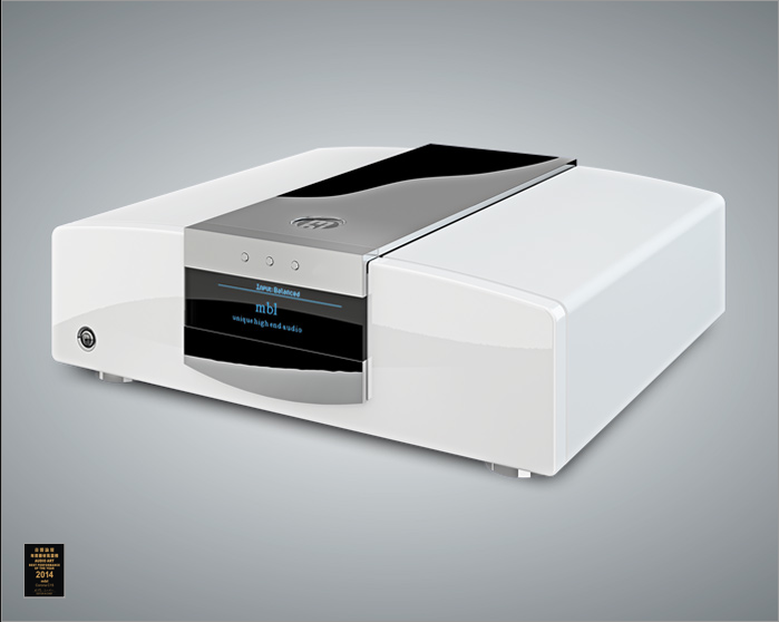 Mono Power Amplifier mbl C15a