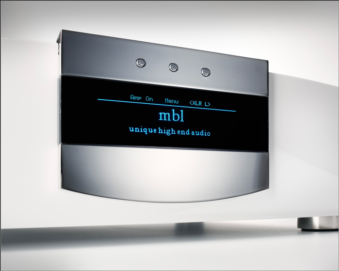Mono Power Amplifier mbl C15d
