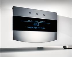 Mono Power Amplifier mbl C15d