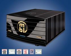 Mono : Stereo Power Amplifier mbl 9008 A