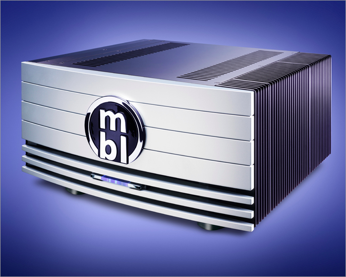 Mono / Stereo Power Amplifier mbl 9007a