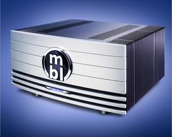 Mono / Stereo Power Amplifier mbl 9007a