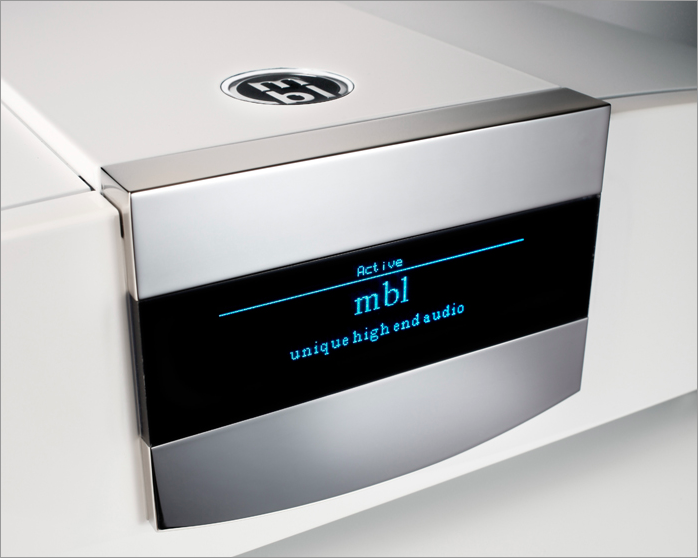 Stereo Power Amplifier mbl C21b