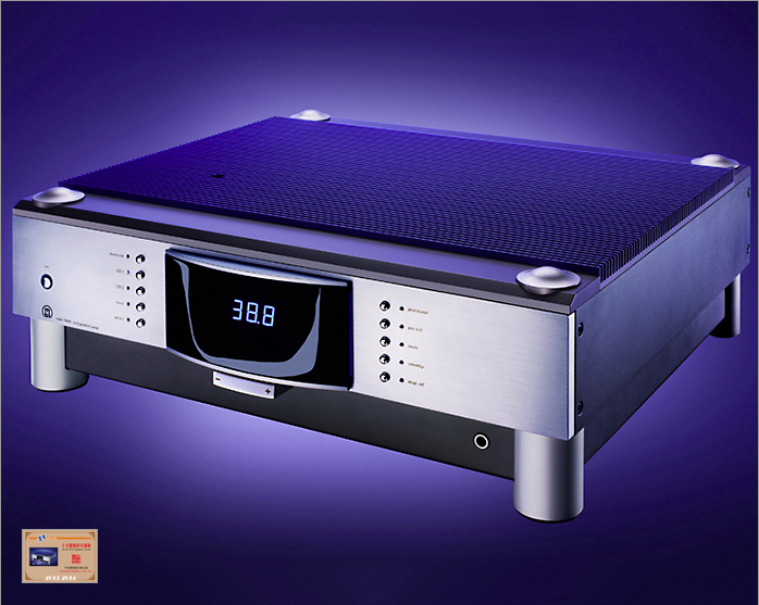 Integrated Amplifier mbl 7008 Aa