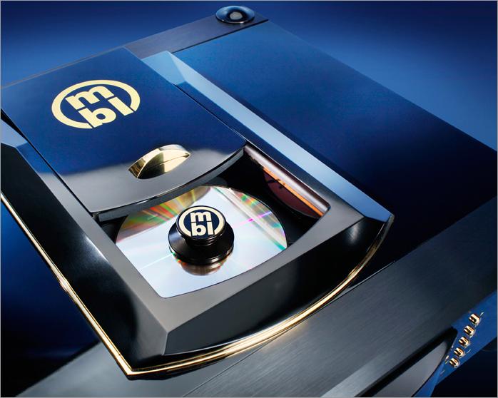 CD Player mbl 1531 A3