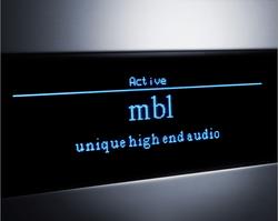 Stereo Power Amplifier mbl C21d