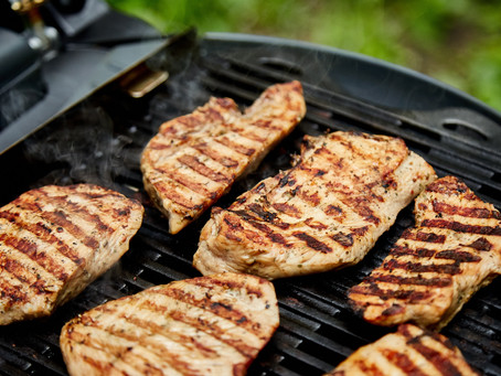 Brine & Time...Two Quick Tips for a Failsafe BBQ