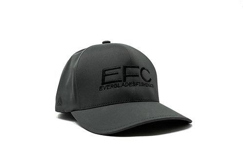 EFC Charcoal Performance Flex Fit Hat
