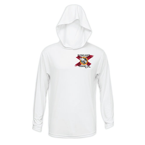 Hooded Long Sleeve Performance Shirt