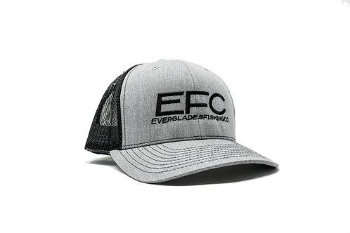 EFC Grey and Black Snap Back