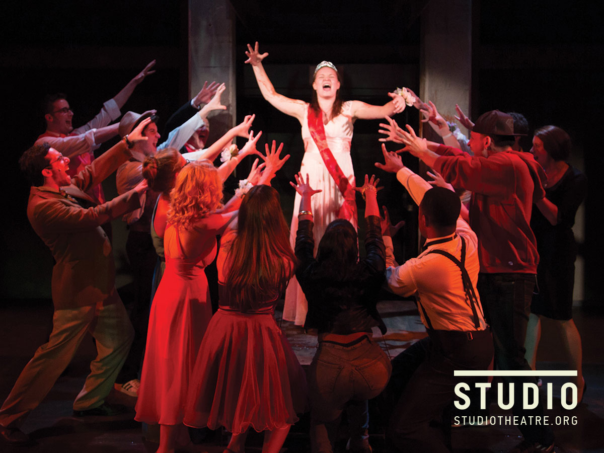 Cast / CARRIE: THE MUSICAL
