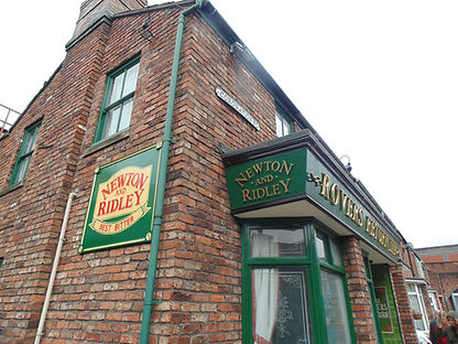 Soapy Suds - Britain's Fictional Breweries