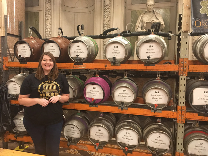 A Liverpool Beer Festival