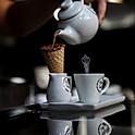 Cappuccino na Casquinha