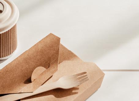 Envases ecológicos en cafeterías: 4 motivos para incluirlos desde ya