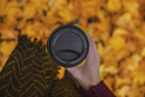 Tapas para vasos de café