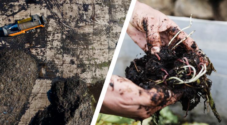 Diferencias entre el compostaje industrial y compostaje domiciliario