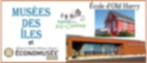Musées et économusées Îles-de-la-Madeleine