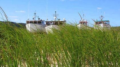 Bateaux Îles-de-la-Madeleine