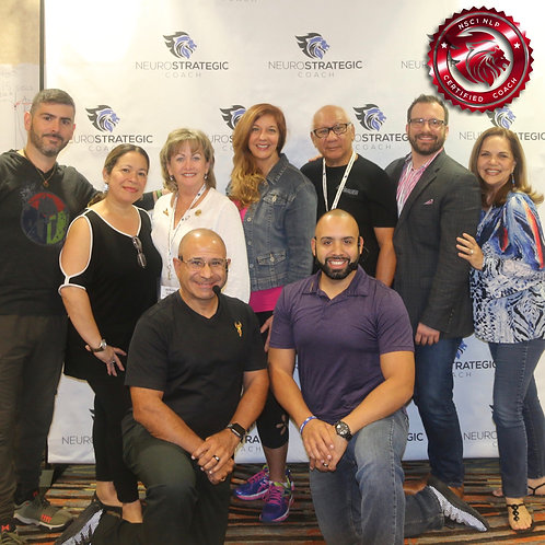 NLP Practitioner, NLP Coach, Time Line Therapy® & Hypnosis Certification