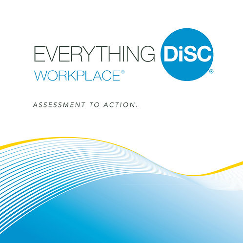 Everything DISC® Workplace Certification
