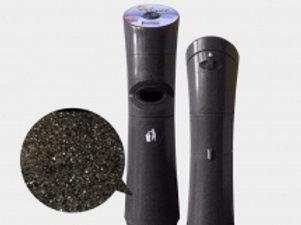 Clean-Wipes-Tower mit integrierten Abfalleimer